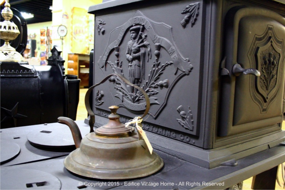 Antique Stoves Copyright 2015 Edifice 10