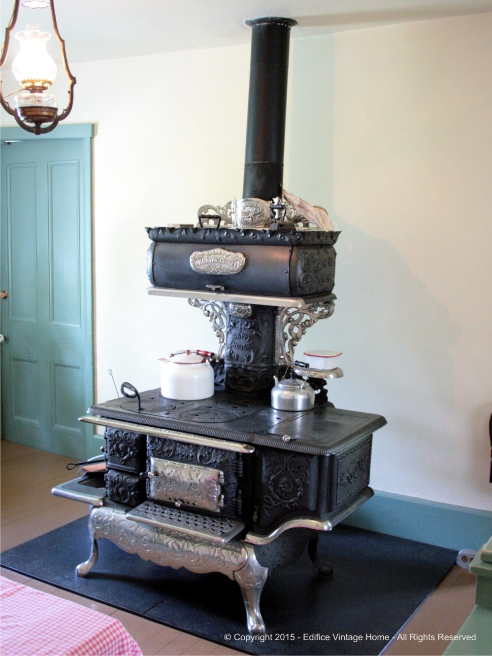Antique Stoves Copyright 2015 Edifice 14