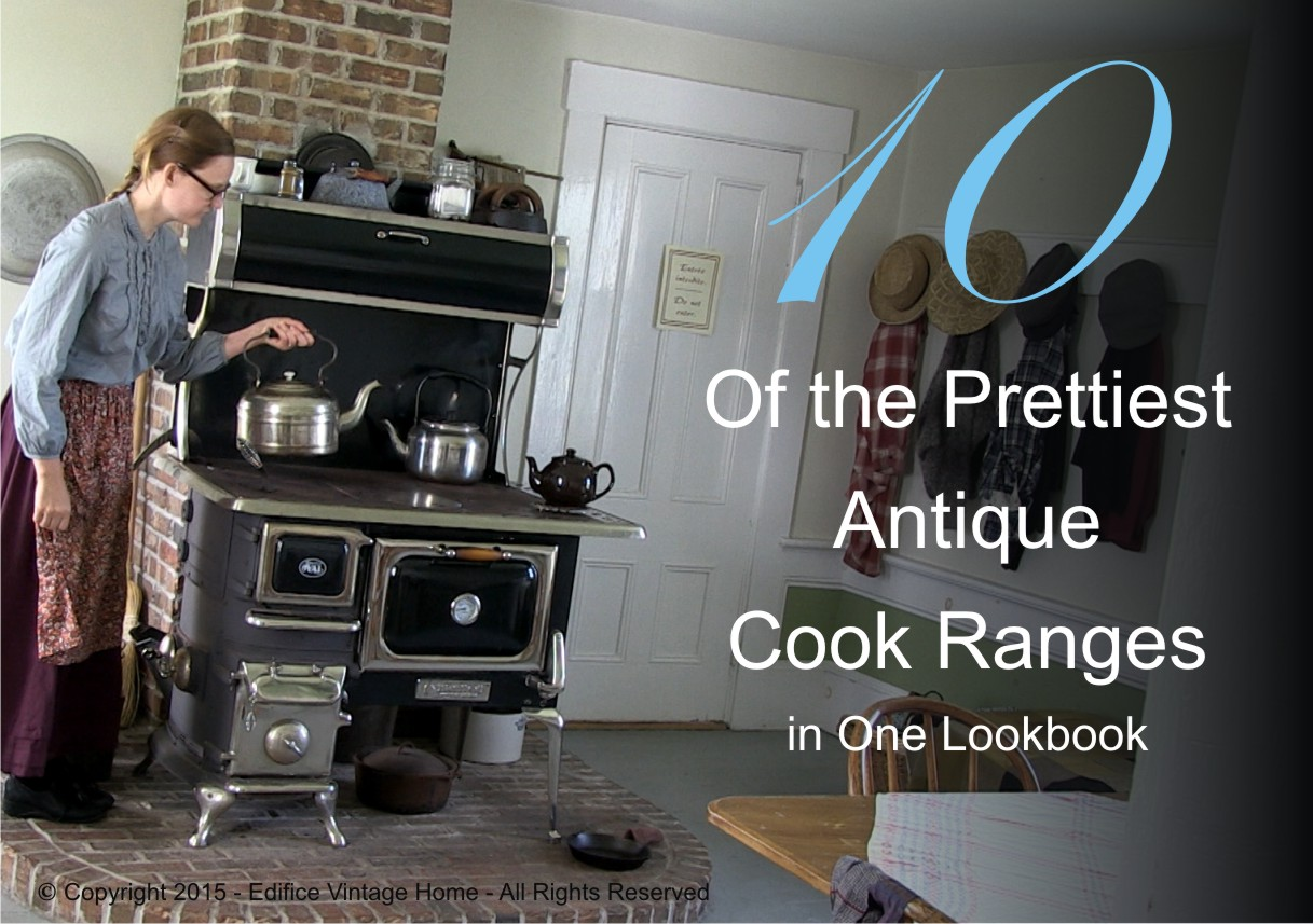 Antique Stoves Copyright 2015 Edifice 2