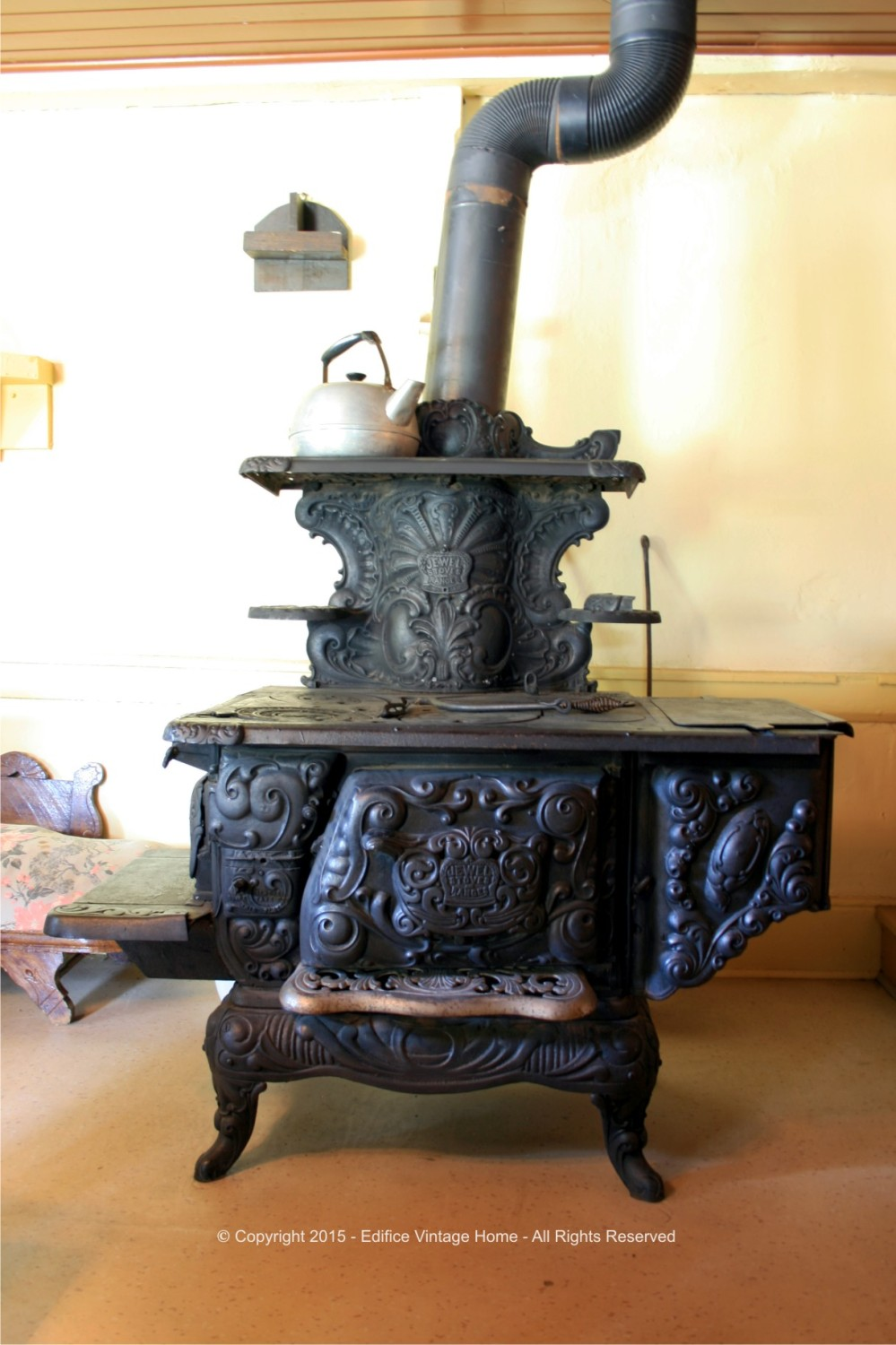 Antique Stoves Copyright 2015 Edifice 20