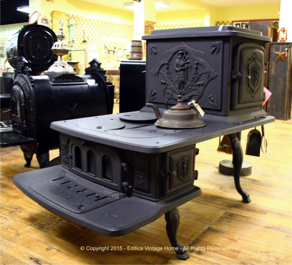 Antique Stoves Copyright 2015 Edifice 9