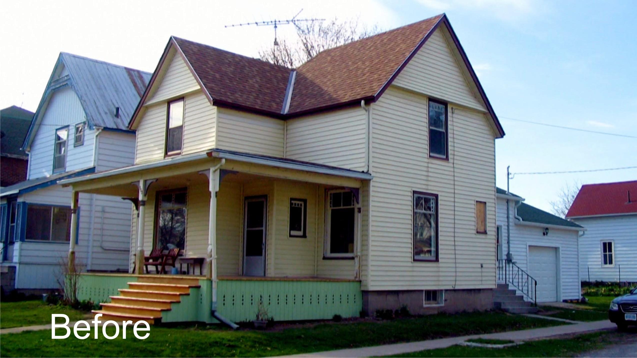Victorian Cottage 1