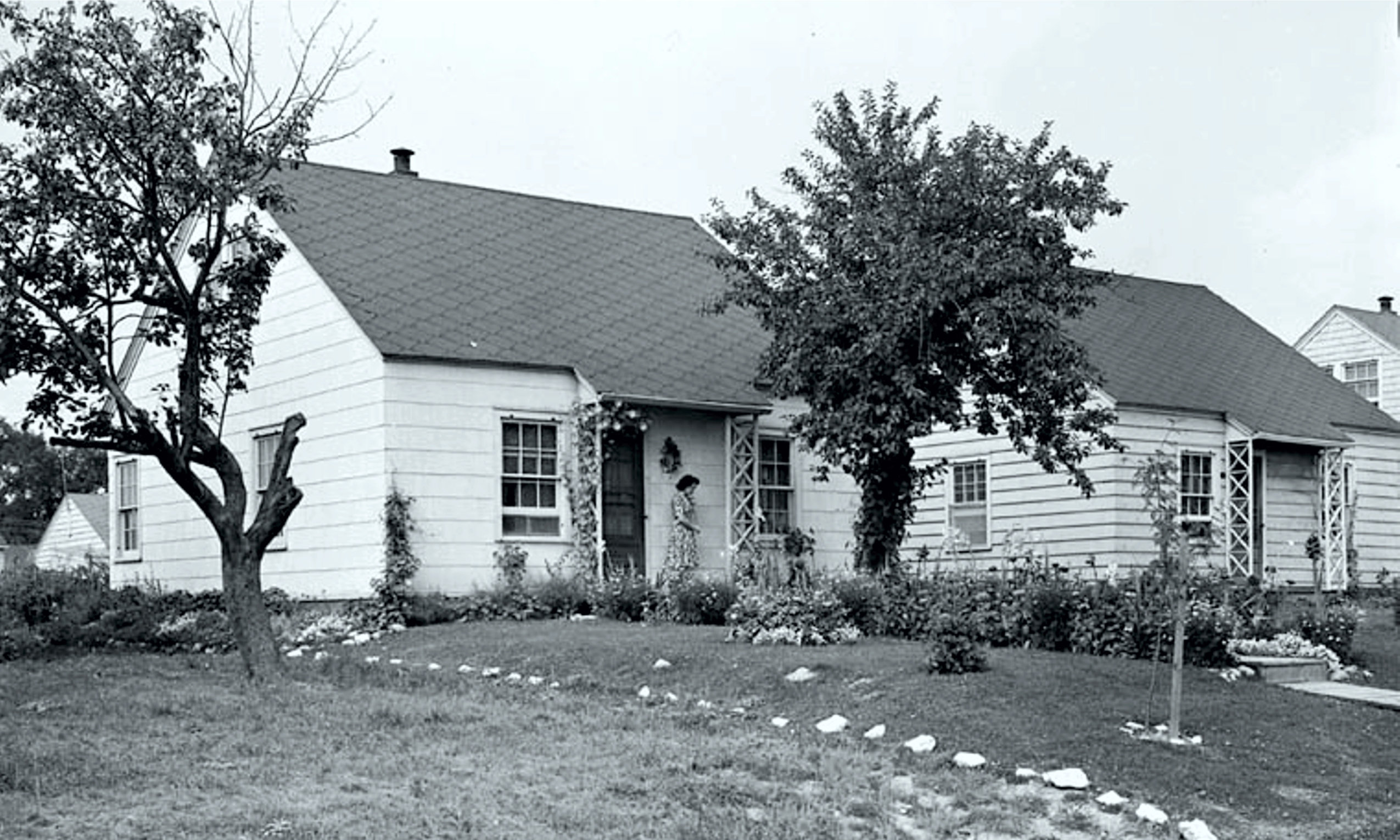 Wartime House 1