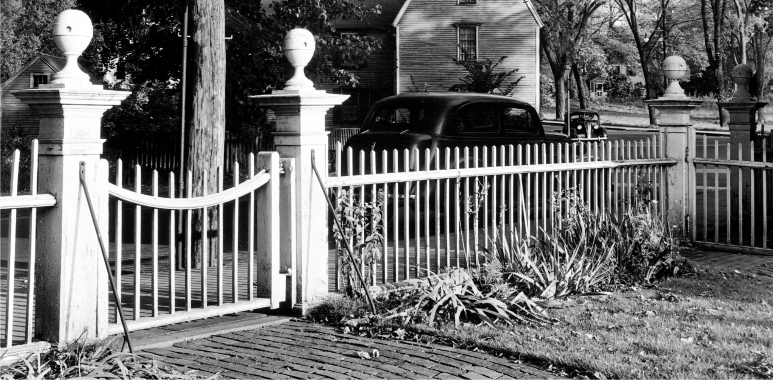 Free Picket Fence Plans 3