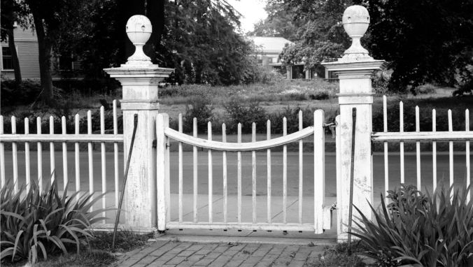 Free Picket Fence Plans 4